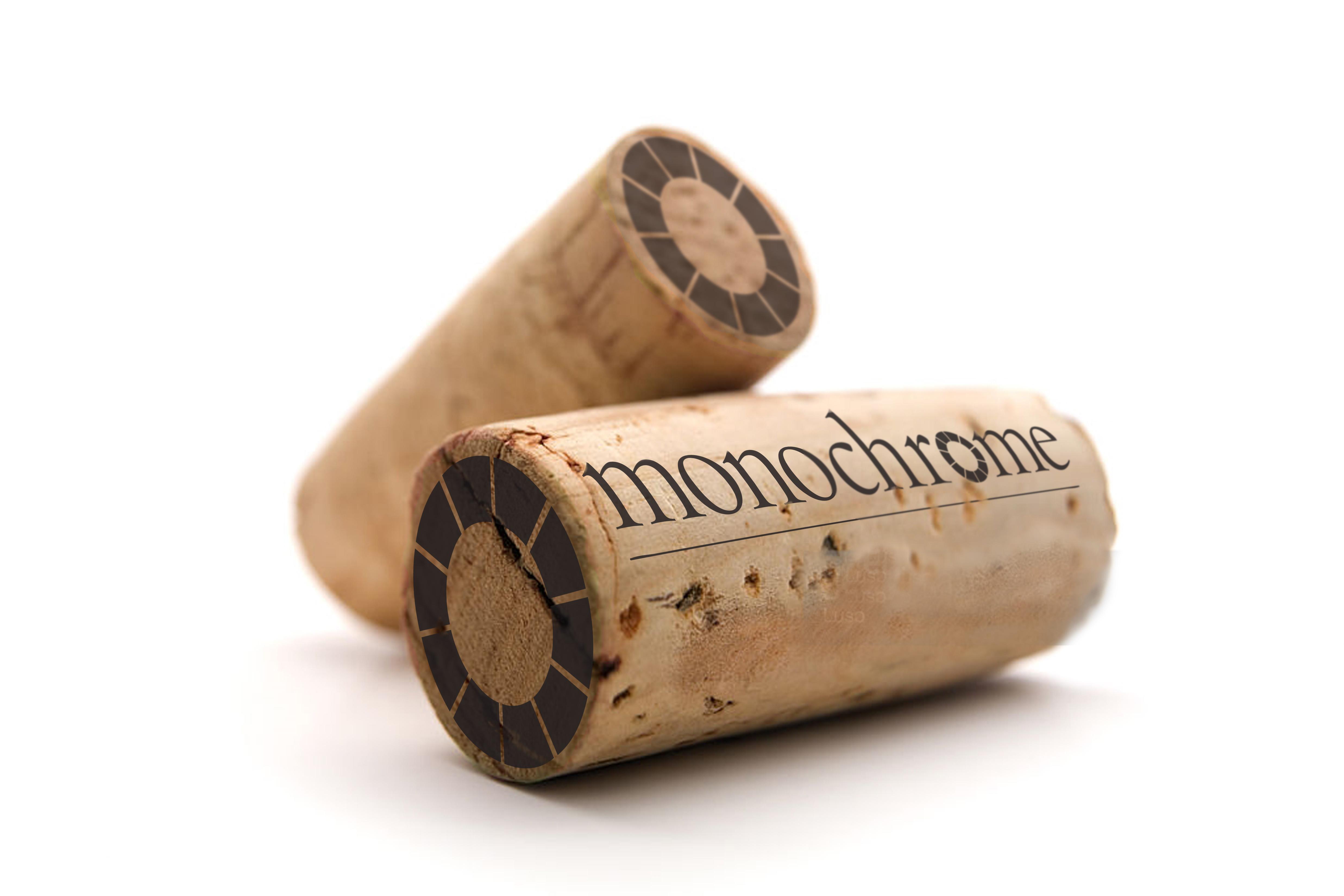 Monochrome Wines Paso Robles, CA corks