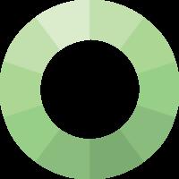monochrome wine color wheel