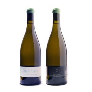 Monochrome Wines Paso Robles, CA X-2 wine bottle