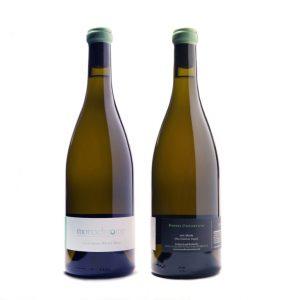 Monochrome Wines Paso Robles, CA Barrel Distortion wine bottle