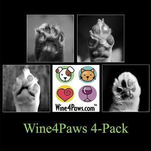 Wine4Paws 4-Pack